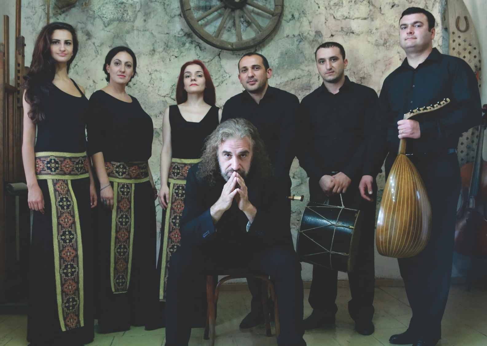 """Songs of Exile"" con The Naghash Ensemble of Armenia"