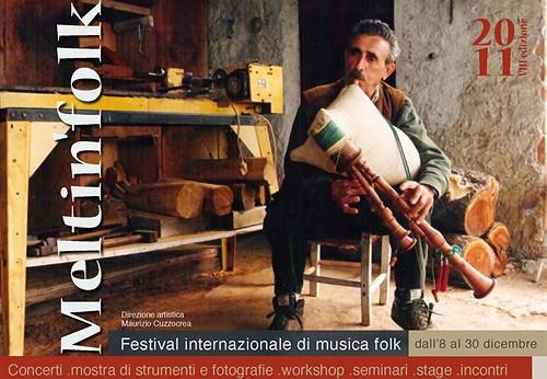Ottava edizione di MELTIN'FOLK, il festival dedicato alle tradizioni popolari