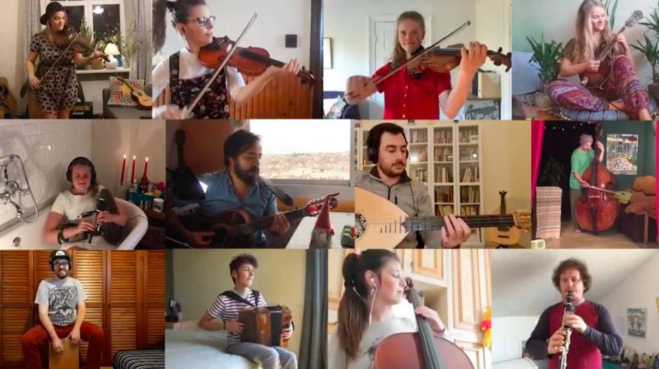 Apr2020 – Emergenza cultura: Nufolk Global Connections from home