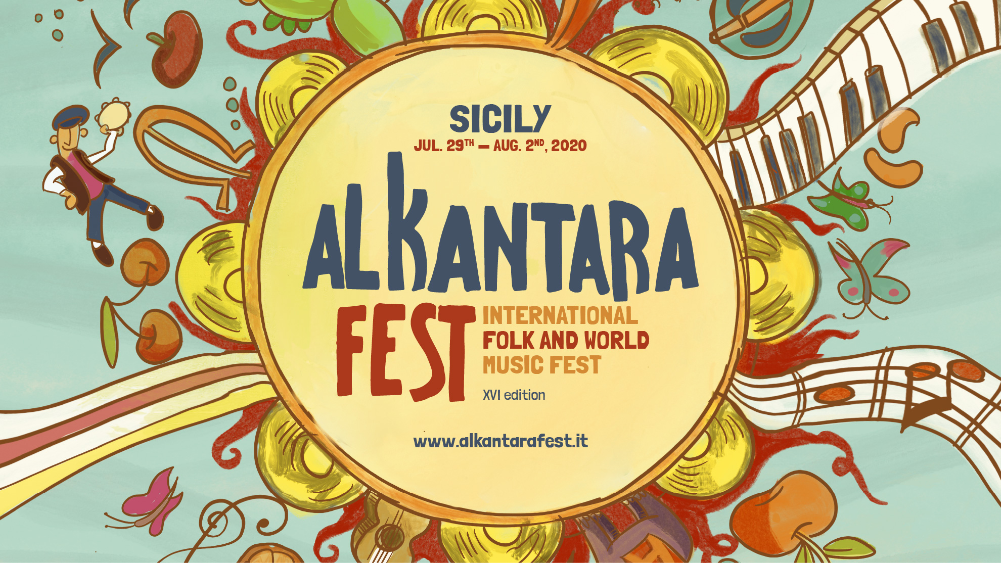 29 lug/2 ago – Ritorna ALKANTARA FEST sull'Etna
